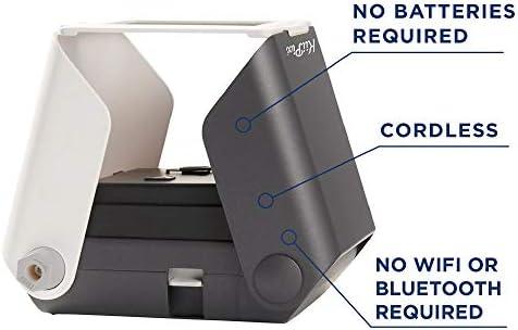 Kiipix Impresora De Fotografías Para Celular Camera Photo