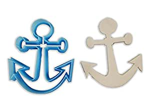 Nautical Anchor Cookie Cutter - MINI - 2 Inches