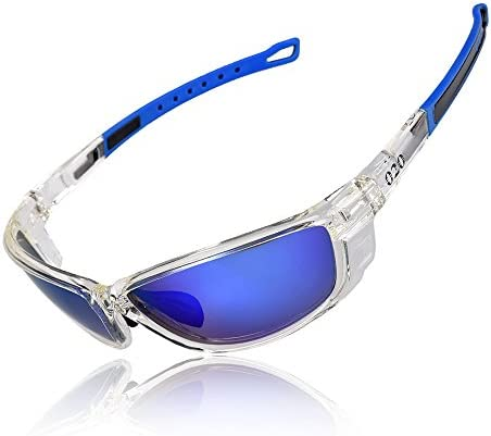 O2O Polarized Sports Sunglasses Tr90 Frame for Running Golf Driving Baseball Softball Cycling Fishing Men Women
