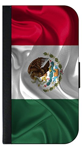 mexican-flag-pu-leather-and-suede-passport-cover