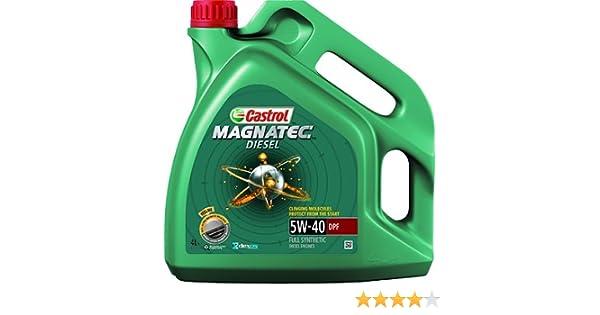 Castrol CAM540DP4 Magnatec 5W40 DPF 50501 4L