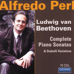 Ludwig van Beethoven: The Complete Piano Sonatas and Diabelli Variations by Oehms Classics