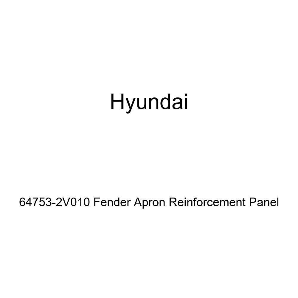 Genuine Hyundai 64753-2V010 Fender Apron Reinforcement Panel