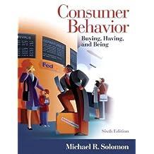 Consumer Behavior (6th Edition)