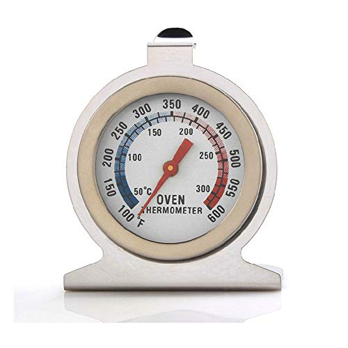 FarJing Home Food Meat Dial Stainless Steel Oven Thermometer Temperature Gauge Dial Stainless Steel Meat Thermometer