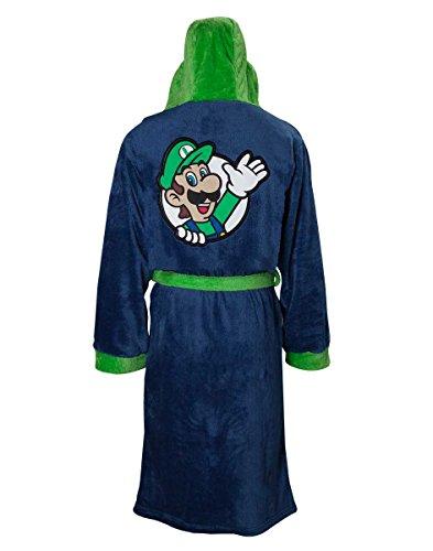 Nintendo - Luigi Bath Robe Bademantel XS/S/M