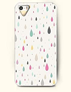 SevenArc Phone Skin Apple iPhone case for iPhone 5 5s ( 5C EXCLUDED ) -- Colorful Rain Drop