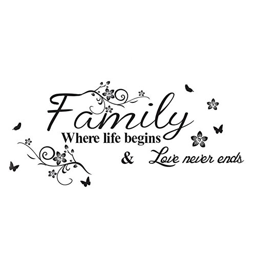 Family begins English Proverbs Stickers product image