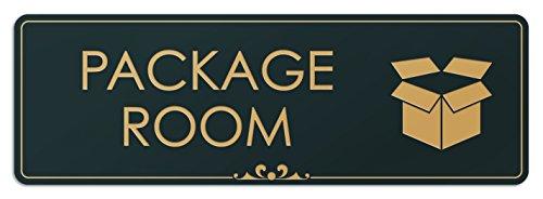 - Package Room - Laser Engraved Sign - 3