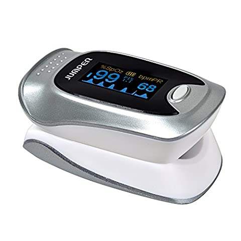 CE&FDA Approved JPD-500F Fingertip Bluetooth 4.0 Pulse Oximeter Oximetry Blood