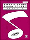 Michael Aaron Piano Course / Technic / Grade 4