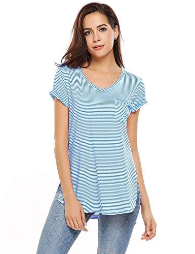 Xxl Blue T-Shirt - 8