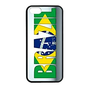 2014 World Cup Brazil Logo Case For Iphone 4/4S Cover case