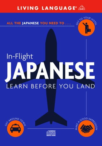 Flight Japanese Learn Before Land