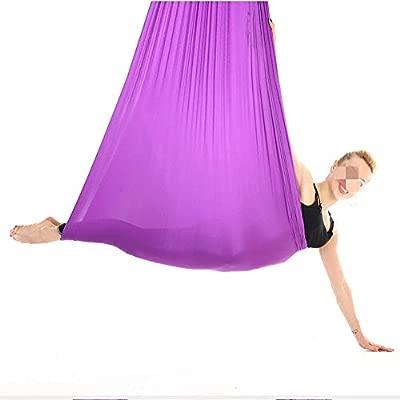 Lwieui Columpio de Yoga Reverse Gravity Stretch Aerial Yoga ...