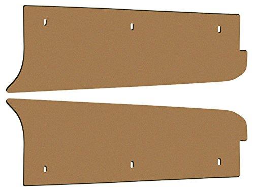 New 1966-67 Ford Falcon Futura LH RH Side Extensions Trunk Filler Boards (F159)