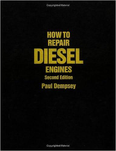 How to repair diesel engines paul dempsey 9780830661671 amazon how to repair diesel engines paul dempsey 9780830661671 amazon books fandeluxe Gallery
