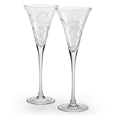 Marquis by Waterford Yours Truly Flute Pair