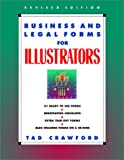 Business and Legal Forms for Illustrators, Tad Crawford, 1581150083