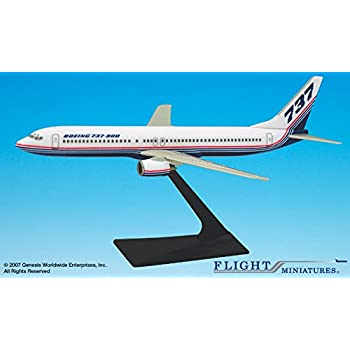 Amazon com: Flight Miniatures Boeing 767-300 House Colors 1981 Demo
