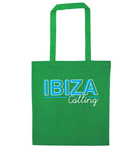 Flox Green Flox Tote Creative Bag Creative Tote Bag calling Ibiza Ibiza AtwqBZ7