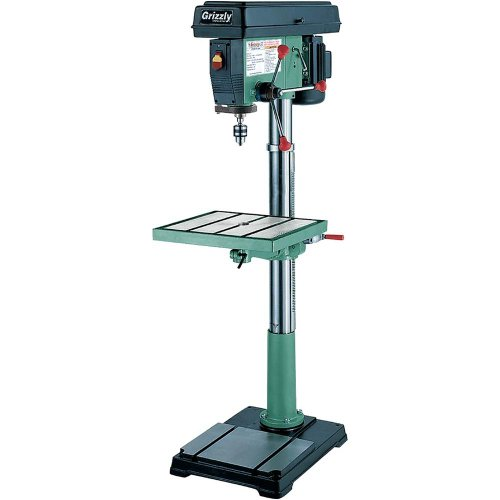 Grizzly G7948 12 Speed Floor Drill Press, 20-Inch by Grizzly