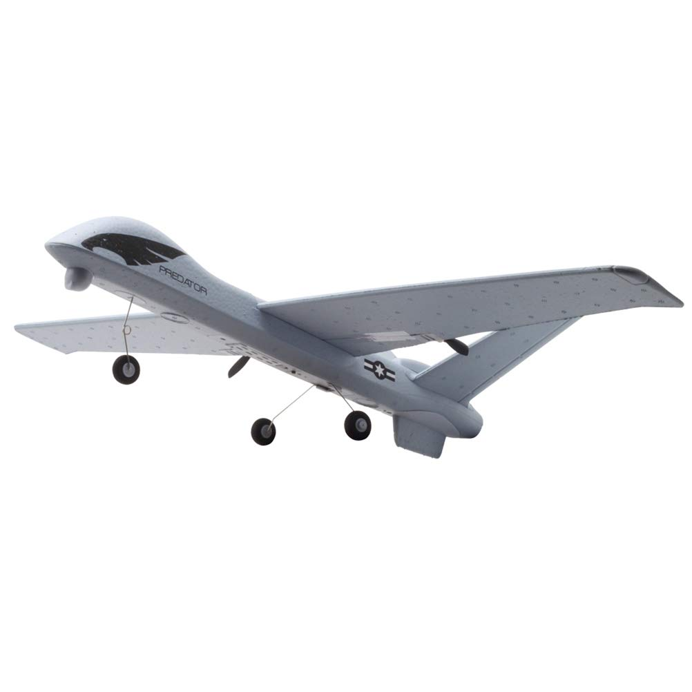 Toyvian DIY EPP Foam Remote Control Aircraft Model Throwing Flying Glider Plane for Kids by Toyvian (Image #6)