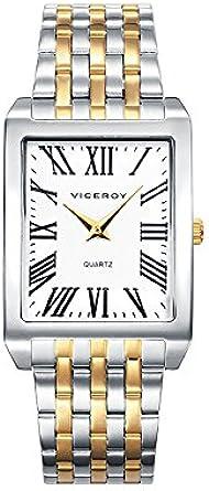 Reloj Viceroy Caballero 42239-92 Acero Bicolor