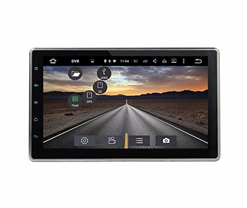 BoCID 2GB RAM Quad Core 10.1'' Android 7.1 Universal Car dvd player gps navigation With Car Radio Bluetooth WIFI 16GB ROM TV USB DVR by BoCID (Image #6)