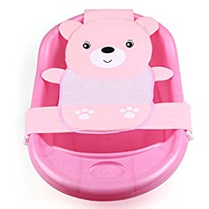 estwell ajustable asiento para la bañera para bebés recién nacidos ...