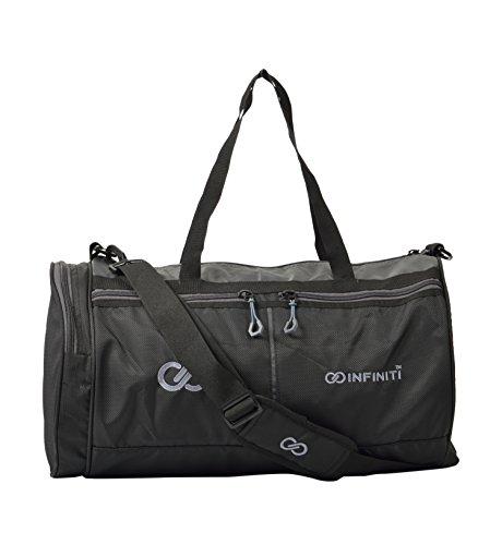 INFINITI Classic Gym Bag  Black, Grey