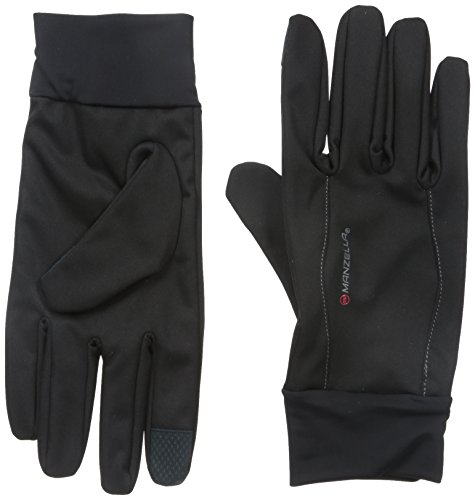 Manzella Men's All Elements 1.0 Touch Tip Gloves, Black, X-Large -