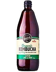 Remedy Organic Kombucha Lemon Lime Mint, 750ml