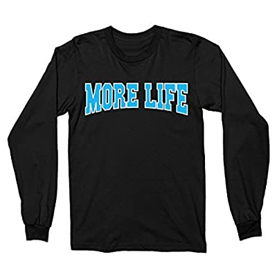Drake Shirt - More Life Hip Hop Long Sleeve T-Shirt