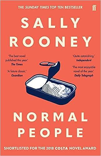 Normal People by Sally Rooney PDF Download EPUB, MOBI, AZW, KF8, Kindle