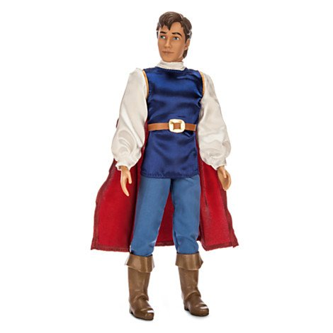 Disney Snow White and the Seven Dwarfs The Prince Doll - (Disneys Snow White And The Seven Dwarfs)