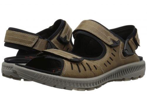 サーフィンはねかける分注するECCO Sport(エコー スポーツ) メンズ 男性用 シューズ 靴 サンダル フラット Terra 2S Sandal - Navajo Brown [並行輸入品]