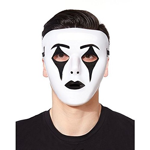 Costume Beautiful Mime Mask -