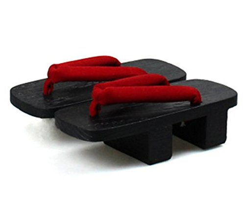 Sandali Sem02c Zoccoli Scarpe Nuoqi Donna Legno Cosplay Giapponese Geta Accessori CwOO6qaxP
