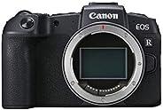 Canon EOS RP Mirrorless Digital Camera (Body Only), Black