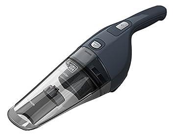 cf8553d79 Black+Decker NVB-215-WA Aspirador de mano ciclónico inalámbrico ...