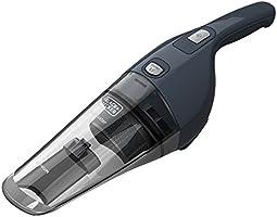 BLACK+DECKER NVB215W-QW Dustbuster Aspirabriciole 10.8 Wh, Ricaricabile con Accessori, Batteria al Litio