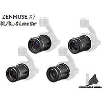 DJI Zenmuse X7 DL/DL-S Lens Set for X7 Super 35 Cinema Camera