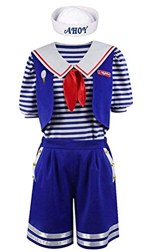 Womans Robin Costume (snow flying Robin Scoops Ahoy Halloween Costume for Adults)
