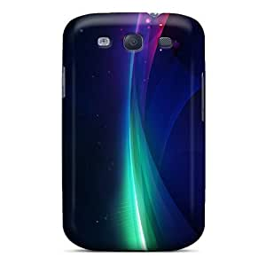 High-end Case Cover Protector For Galaxy S3(shine Wave)