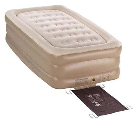 Coleman Air Mattress | Double-High SupportRest Air Bed for Indoor or Outdoor -