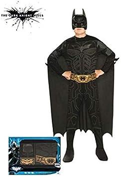 DISBACANAL Disfraz Batman niño Pecho Estampado - -, 5-7 años ...