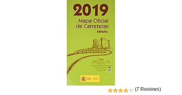 Mapa Oficial de Carreteras de España 2019: Amazon.es: VV.AA.: Libros