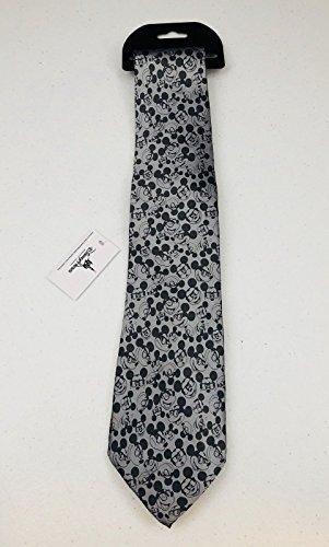 Disney Mickey Mouse - Corbata para gafas, color gris: Amazon.es ...