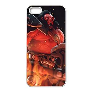 iPhone 4 4s Cell Phone Case White Defense Of The Ancients Dota 2 AXE 005 UN7280640